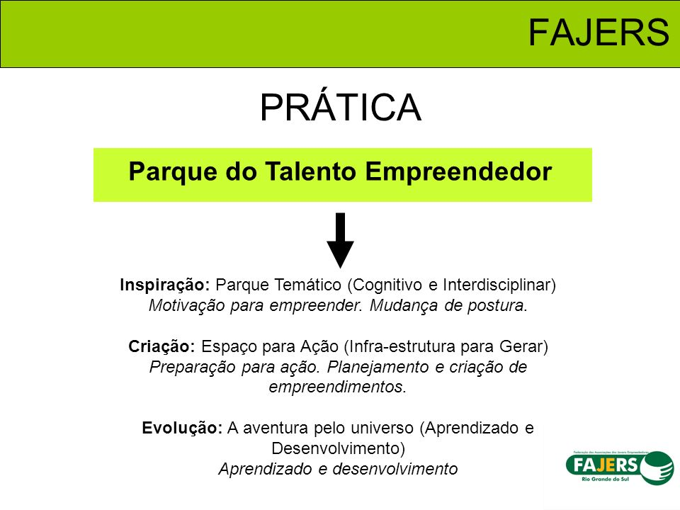 Parque do Talento Empreendedor