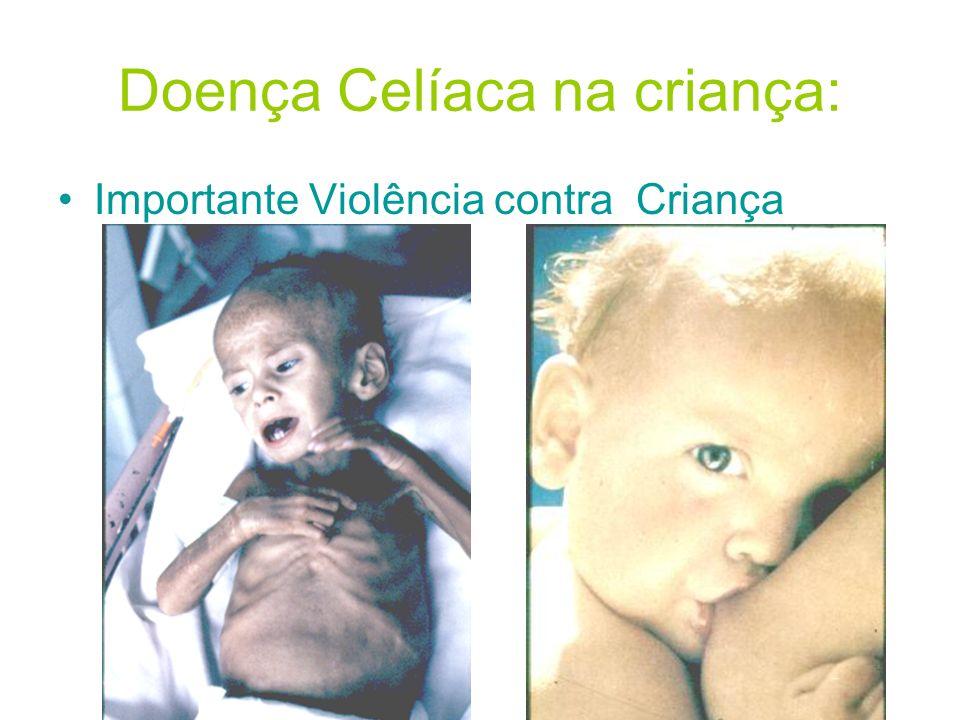 Doença Celíaca na criança: