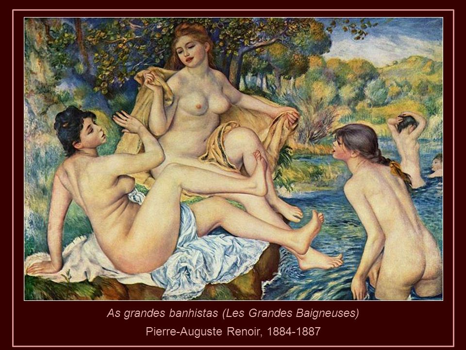 As grandes banhistas (Les Grandes Baigneuses)