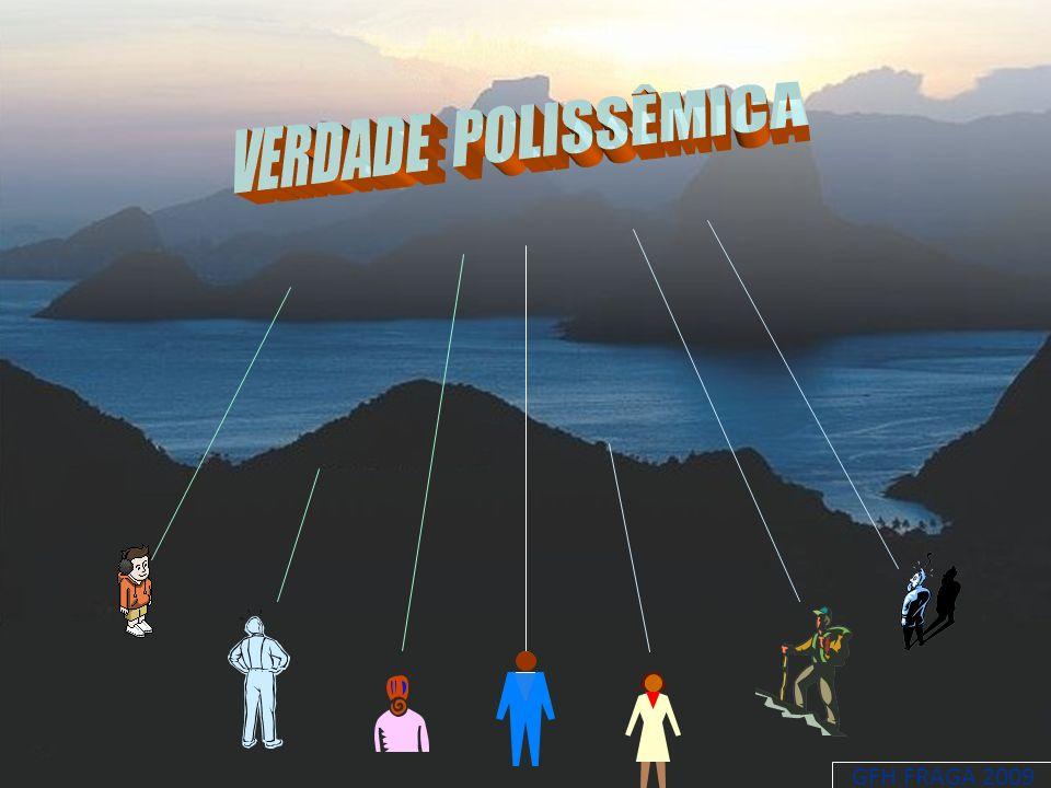 VERDADE POLISSÊMICA GFH FRAGA 2009