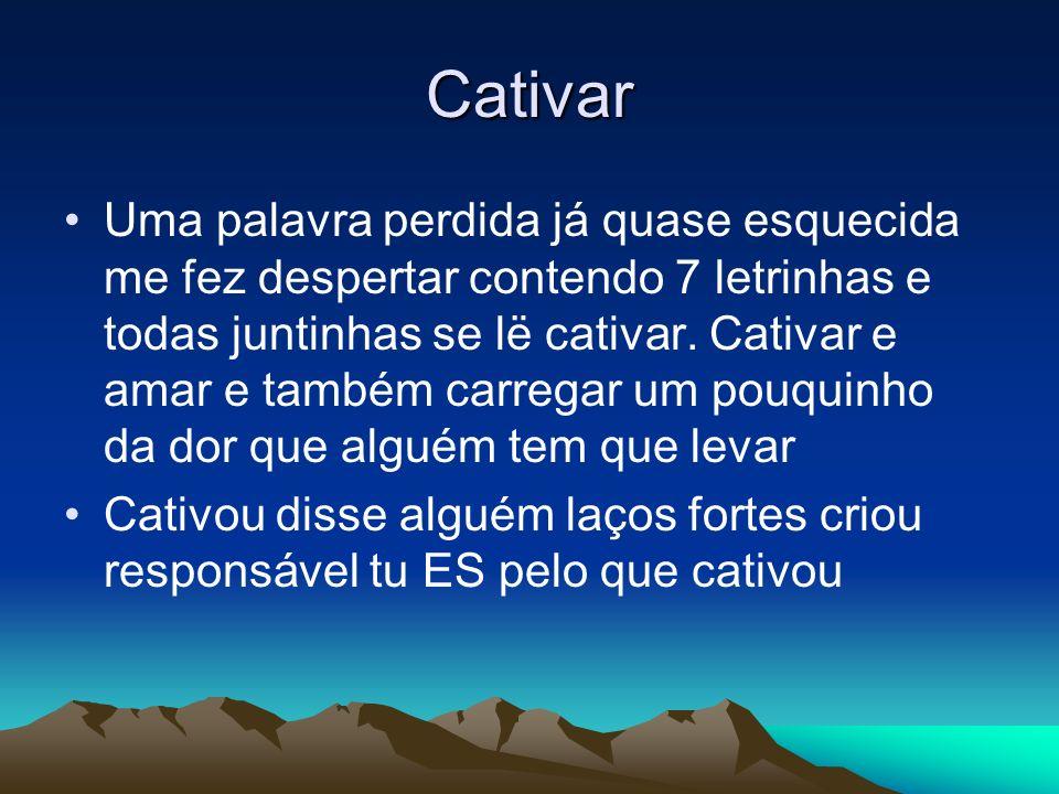 Cativar
