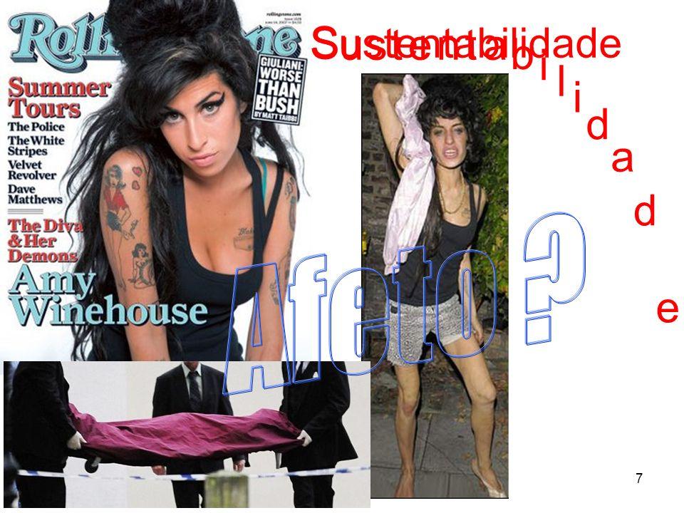 Sustentabilidade S u s t e n a b i l d Afeto