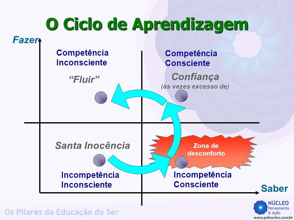 O Ciclo de Aprendizagem