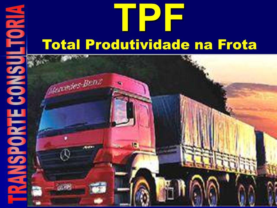 TPF Total Produtividade na Frota TRANSPORTE CONSULTORIA