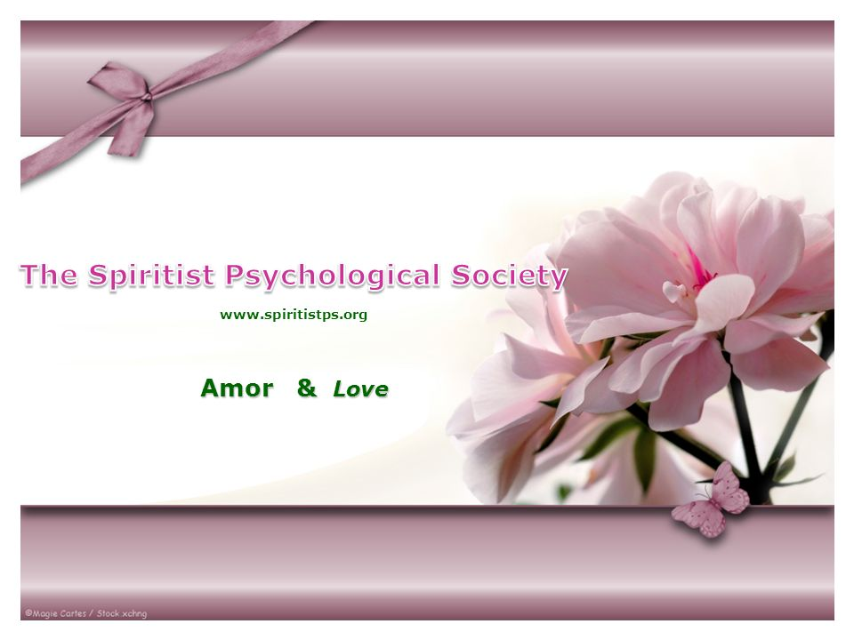 The Spiritist Psychological Society