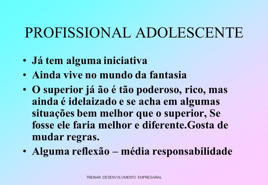 PROFISSIONAL ADOLESCENTE
