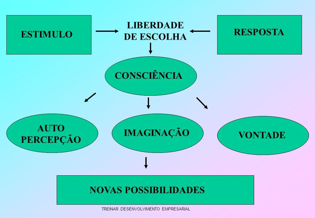 LIBERDADE DE ESCOLHA AUTO PERCEPÇÃO