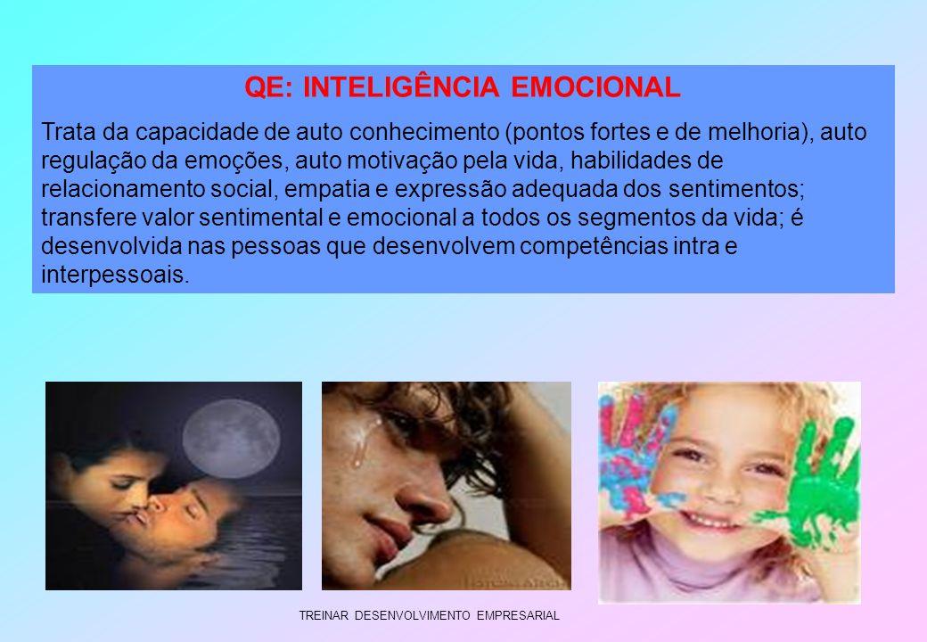 QE: INTELIGÊNCIA EMOCIONAL
