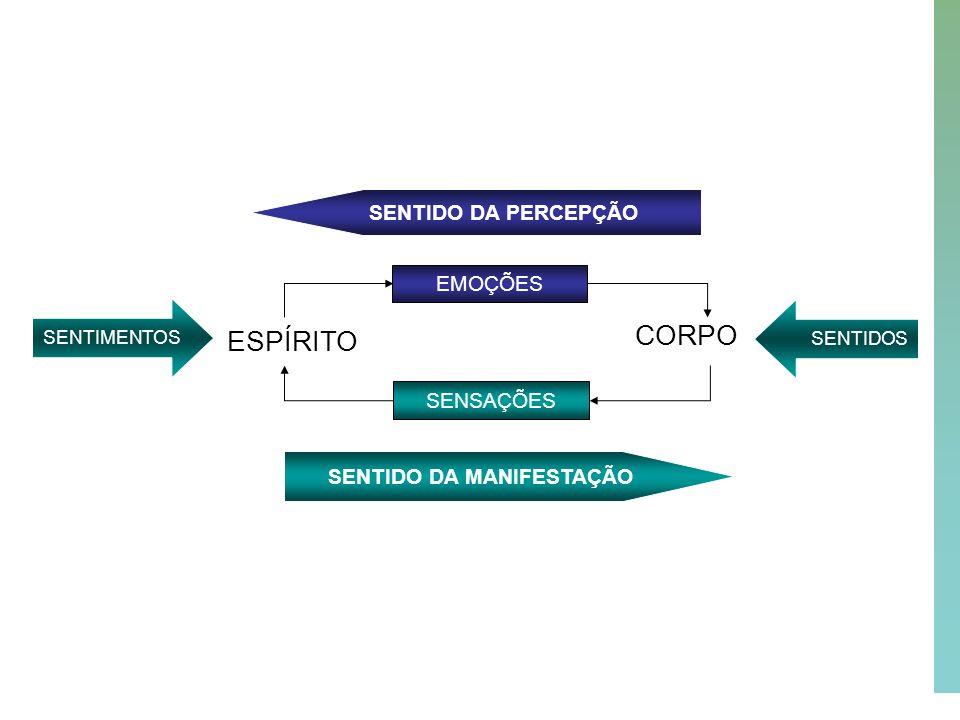 SENTIDO DA MANIFESTAÇÃO
