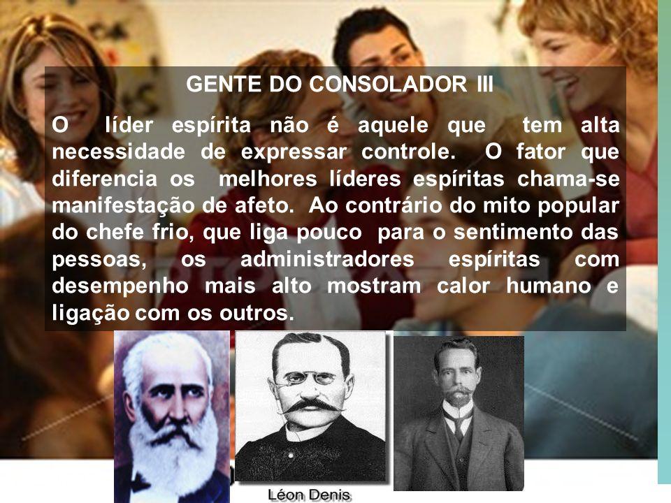 GENTE DO CONSOLADOR III
