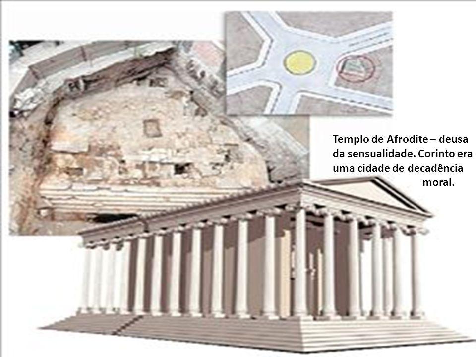 Templo de Afrodite – deusa