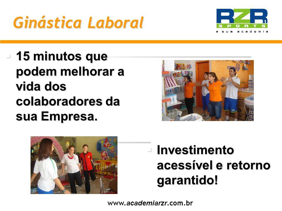 Ginástica Laboral 15 minutos que podem melhorar a vida dos colaboradores da sua Empresa. Investimento acessível e retorno garantido!
