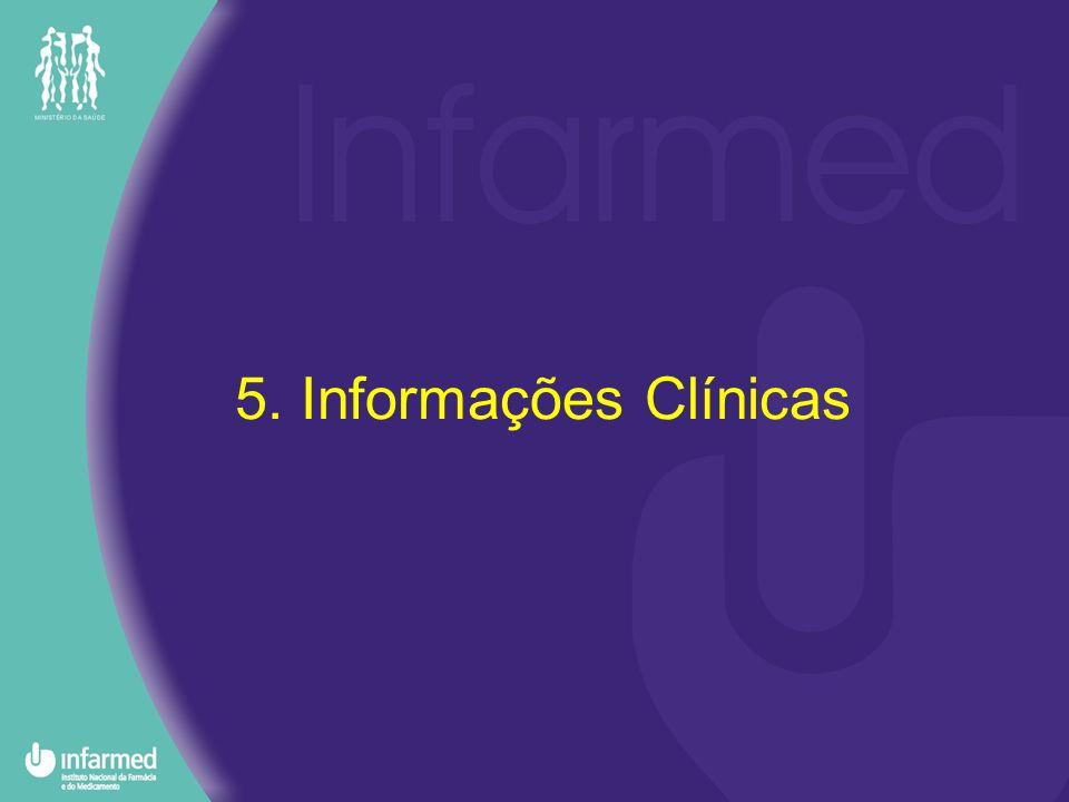 5. Informações Clínicas