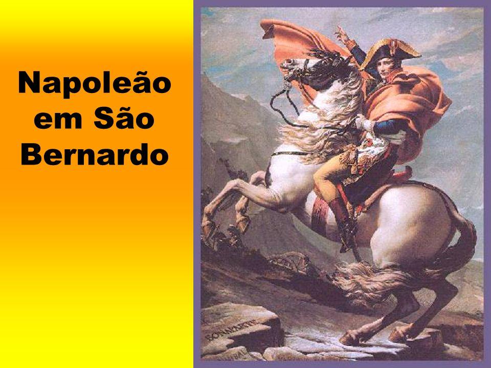 Napoleão em São Bernardo