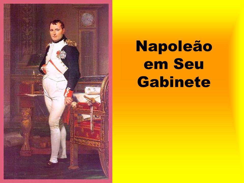 Napoleão em Seu Gabinete