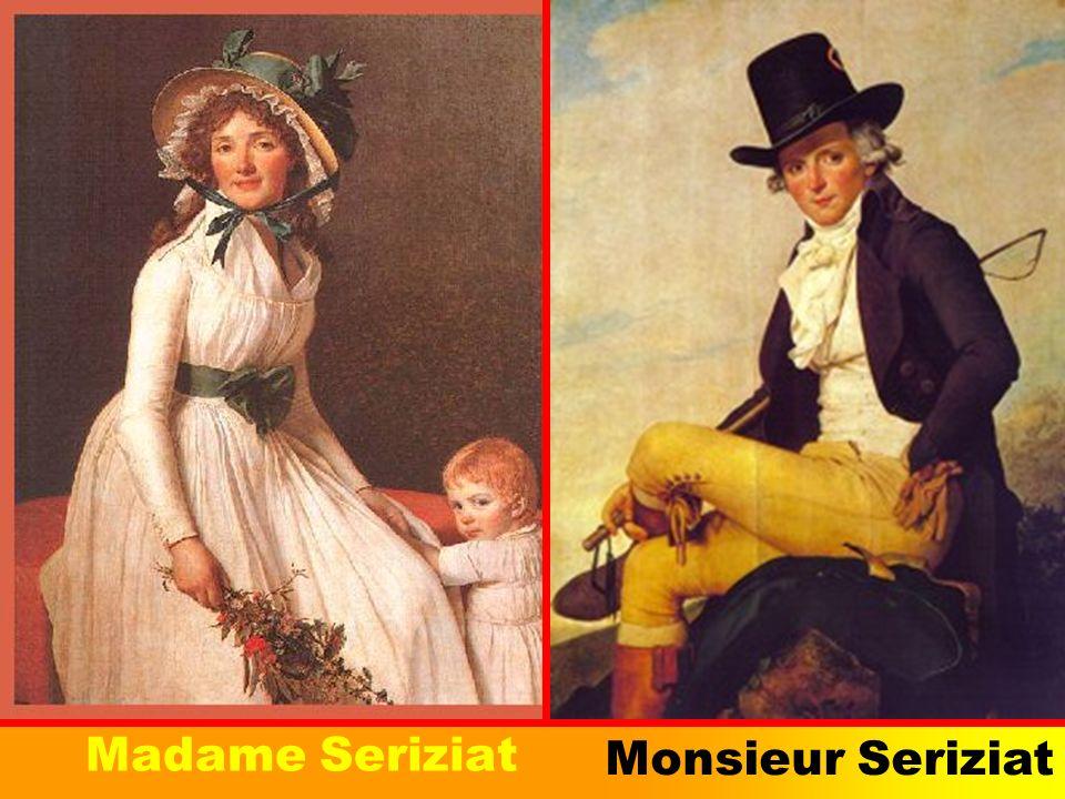 Madame Seriziat Monsieur Seriziat