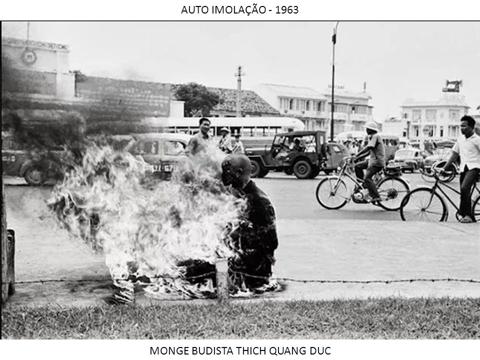 MONGE BUDISTA THICH QUANG DUC