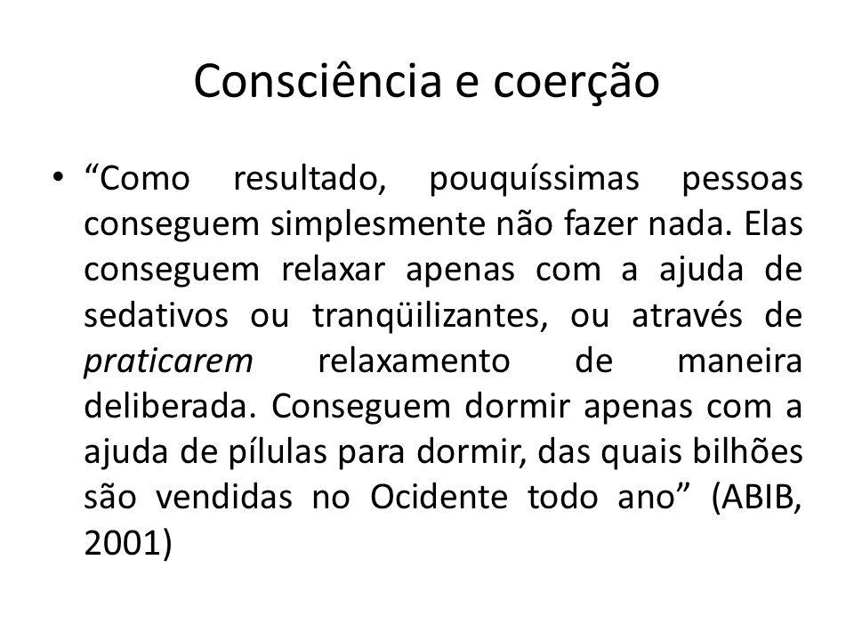 Consciência e coerção