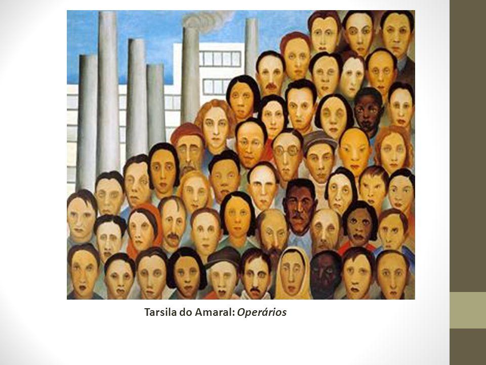 Tarsila do Amaral: Operários