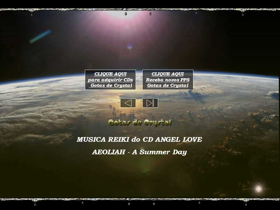 MUSICA REIKI do CD ANGEL LOVE