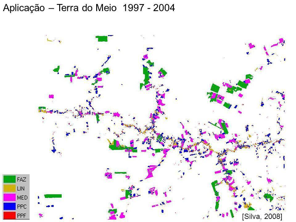 Aplicação – Terra do Meio 1997 - 2004