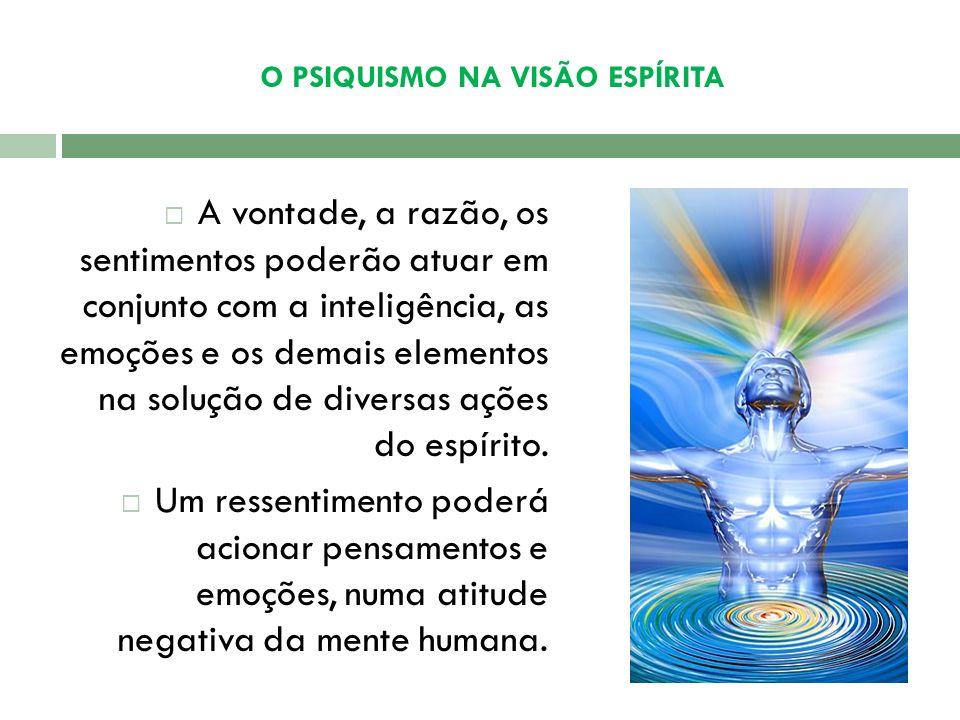 O PSIQUISMO NA VISÃO ESPÍRITA
