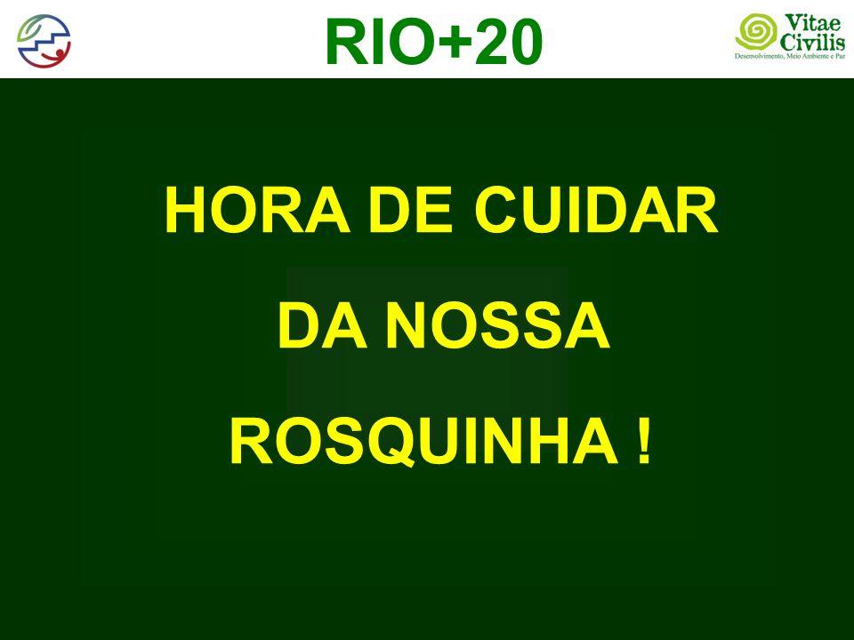 HORA DE CUIDAR DA NOSSA ROSQUINHA !
