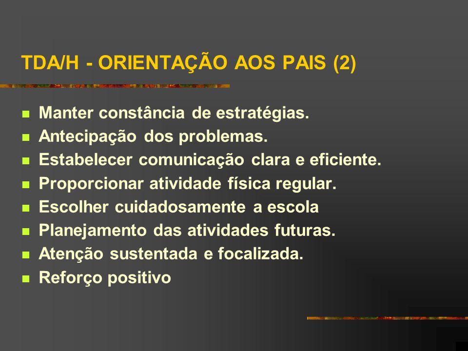 TDA/H - ORIENTAÇÃO AOS PAIS (2)