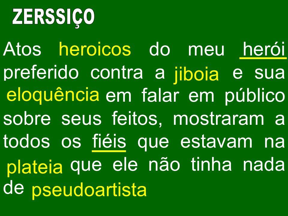 ZERSSIÇO