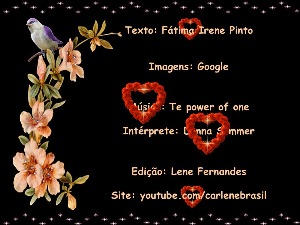 Texto: Fátima Irene Pinto