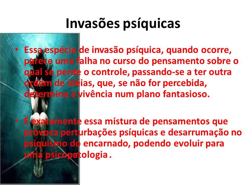 Invasões psíquicas
