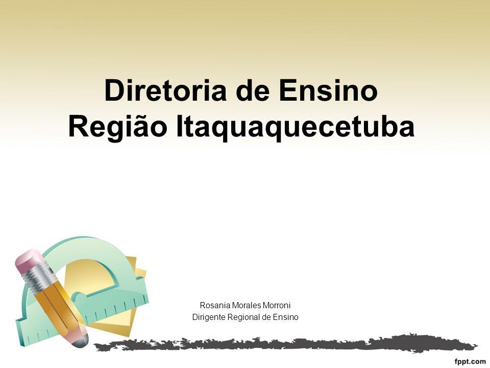 Diretoria de Ensino Região Itaquaquecetuba