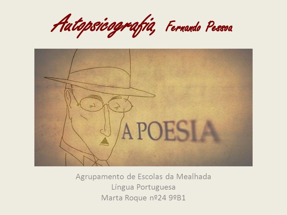 Autopsicografia, Fernando Pessoa