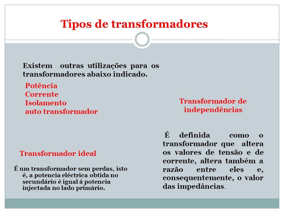 Transformador de independências