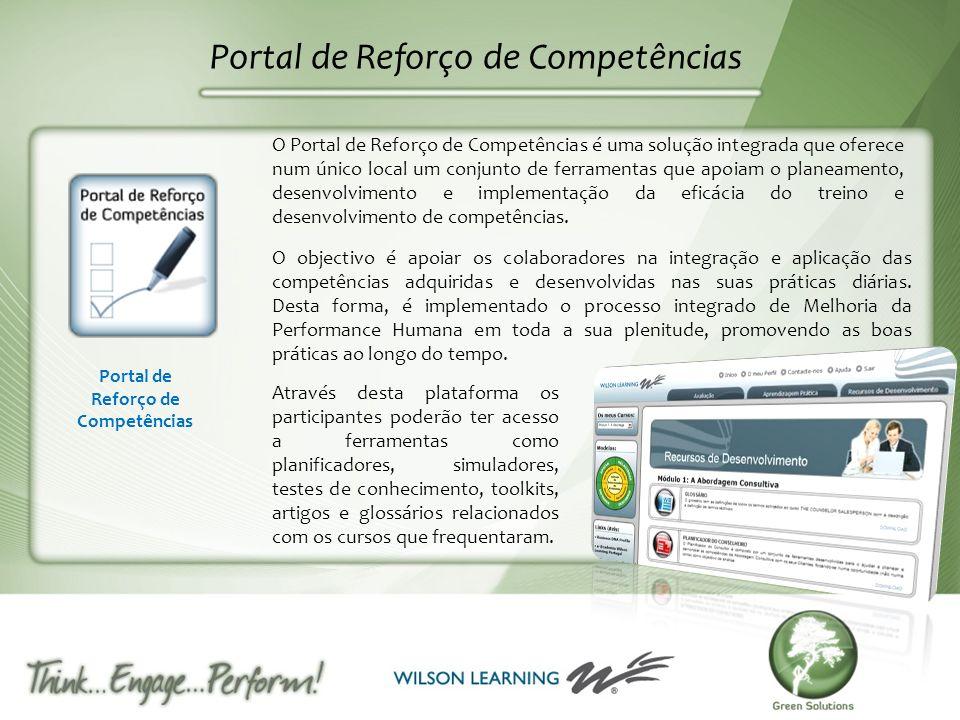 Portal de Reforço de Competências