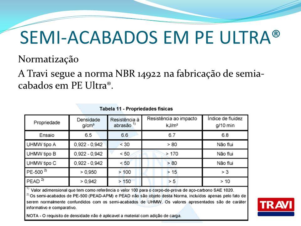 SEMI-ACABADOS EM PE ULTRA®