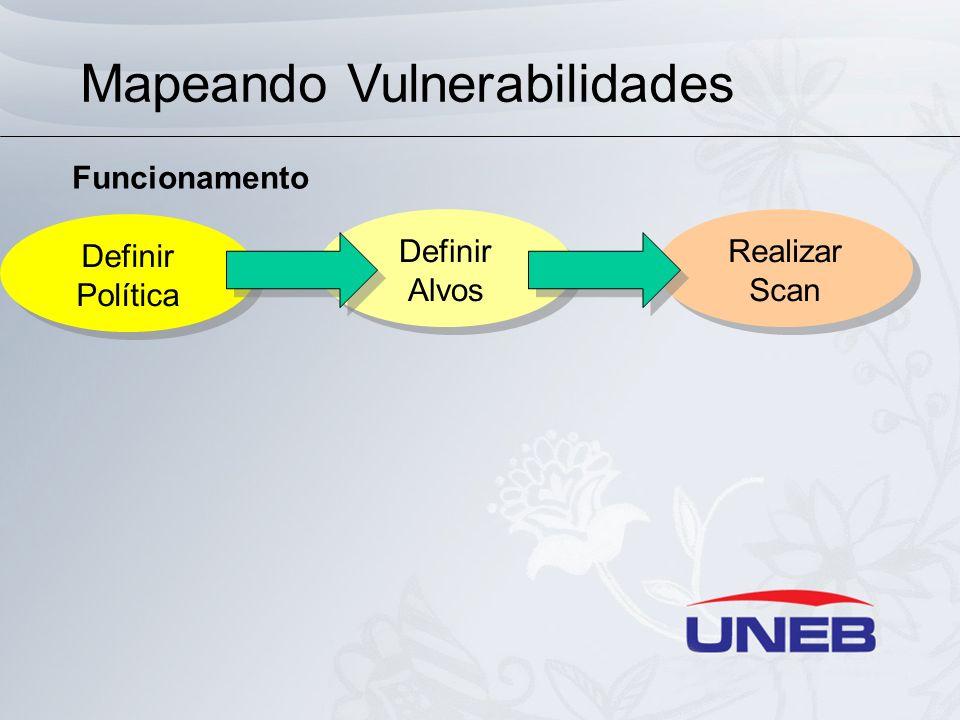 Mapeando Vulnerabilidades
