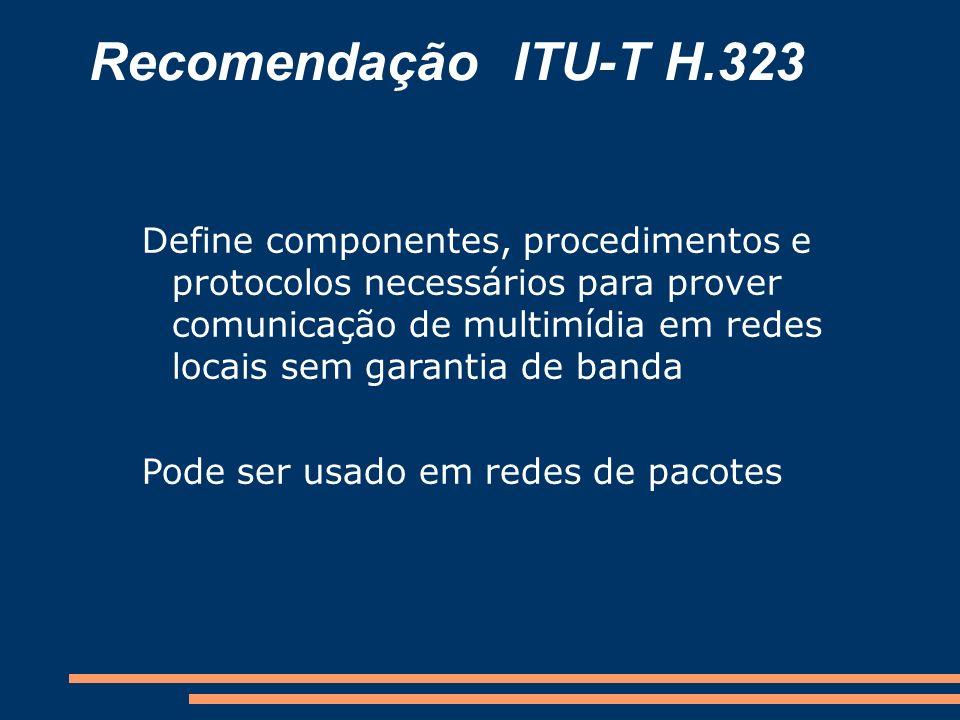 Recomendação ITU-T H.323