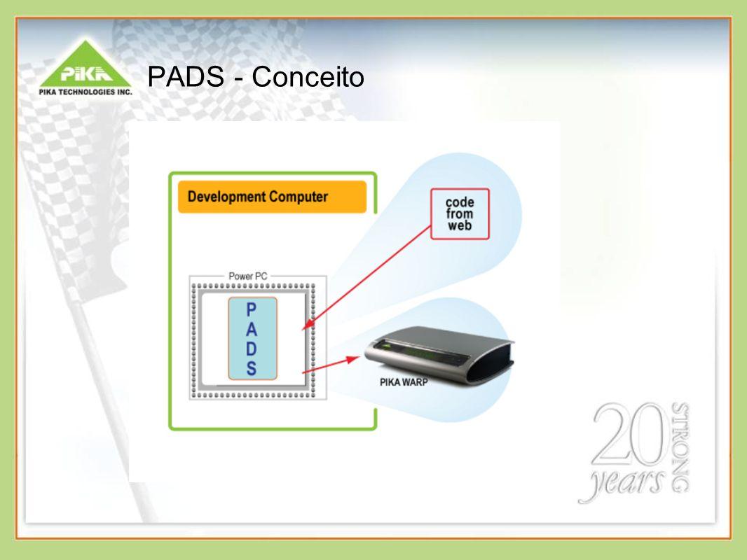 PADS - Conceito