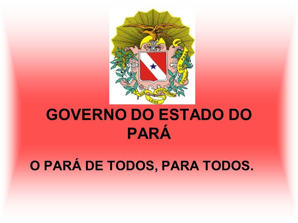 GOVERNO DO ESTADO DO PARÁ