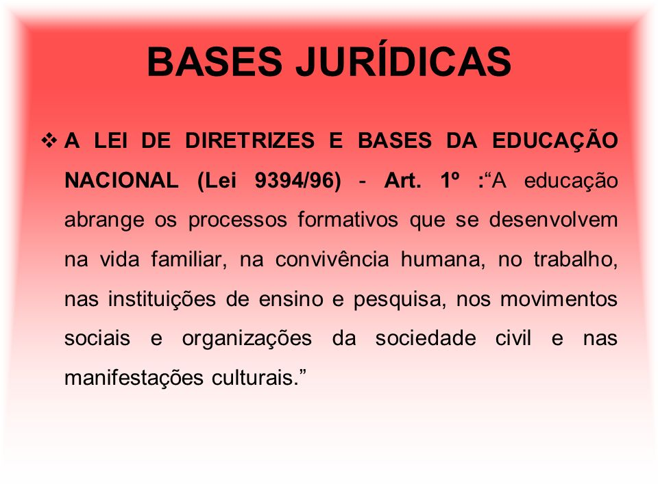 BASES JURÍDICAS