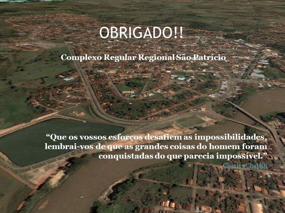 Complexo Regular Regional São Patrício