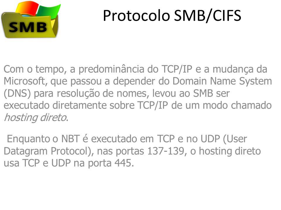 Protocolo SMB/CIFS