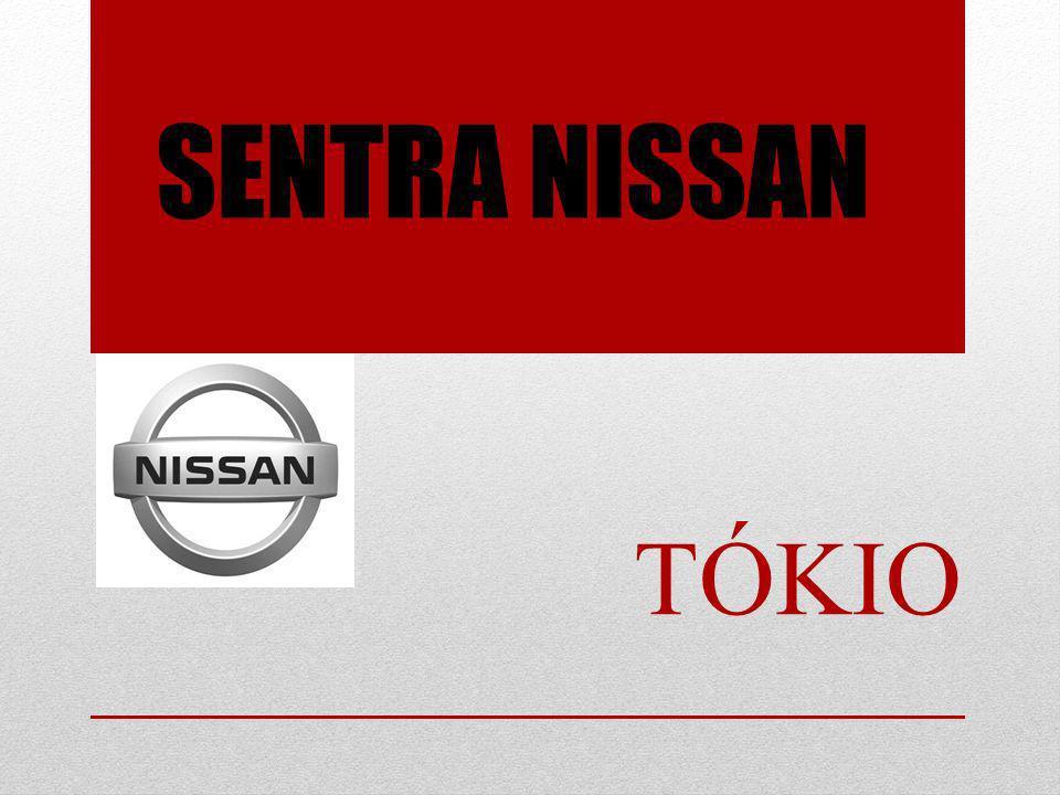 SENTRA NISSAN TÓKIO