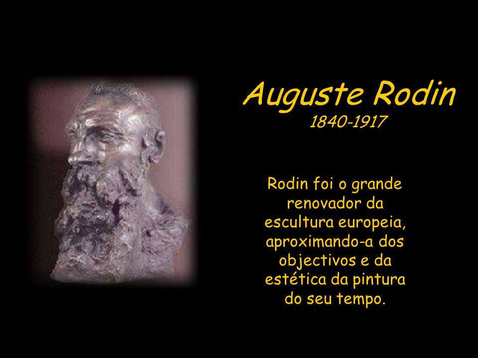 Auguste Rodin 1840-1917.