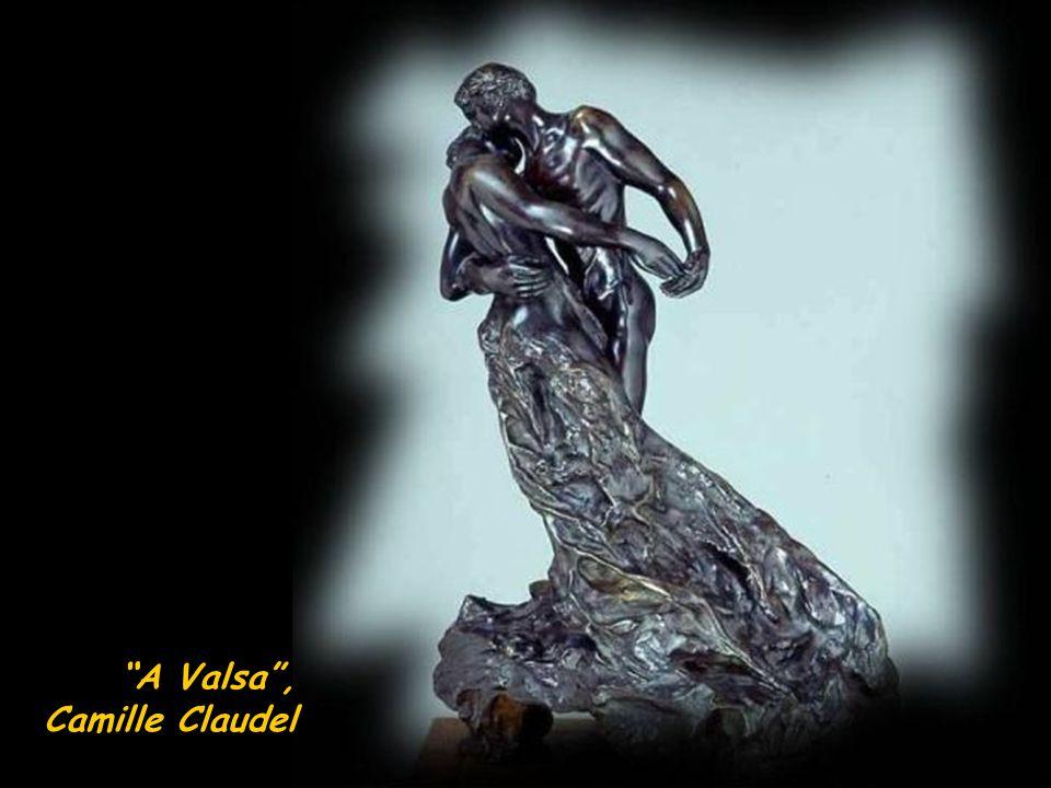 A Valsa , Camille Claudel