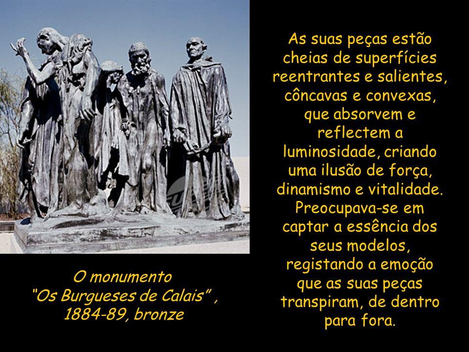 Os Burgueses de Calais ,