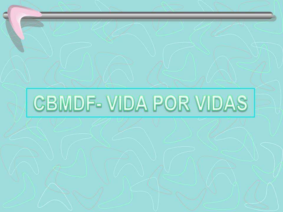 CBMDF- VIDA POR VIDAS