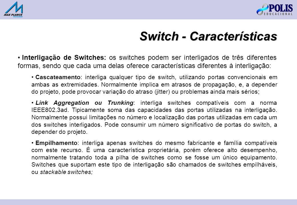 Switch - Características
