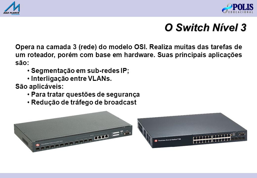 O Switch Nível 3
